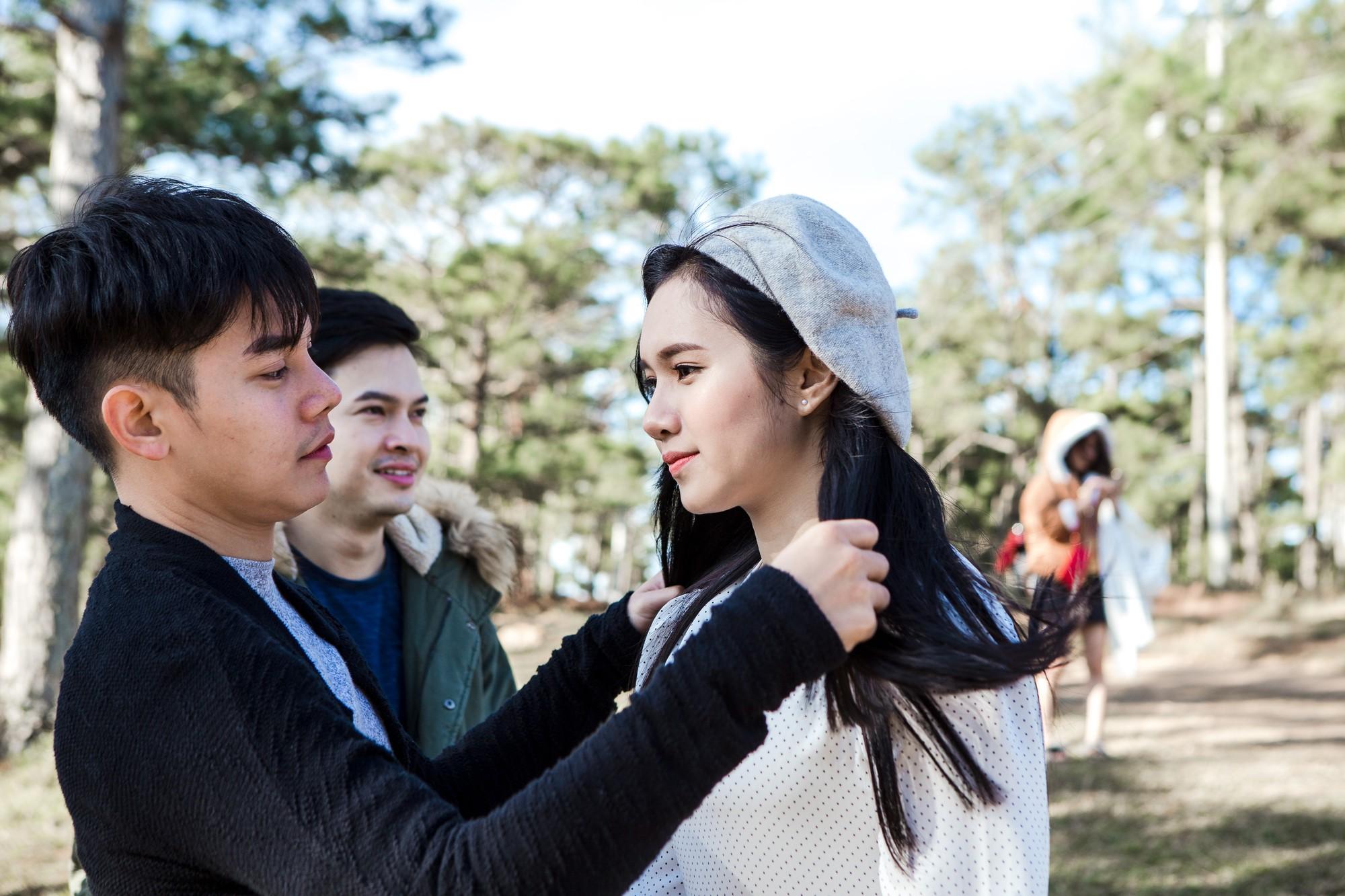Nam Cường kể chuyện tình tay ba với Mai Bảo Ngọc và Ngọc Thuận - Ảnh 6.