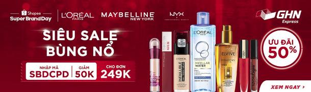 Duy nhất hôm nay, bạn có thể mua hàng loạt mỹ phẩm chính hãng với giá từ 99K trên Shopee - Ảnh 1.