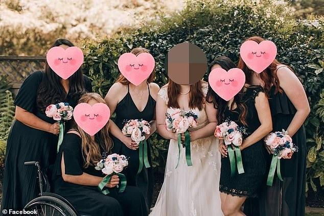 Gặp phù dâu xấu tính, đi ăn cưới trưng mặt buồn, chỉ nhìn mỗi chú rể, cô dâu cao tay làm việc này với ảnh cưới được ủng hộ nhiệt tình - Ảnh 1.