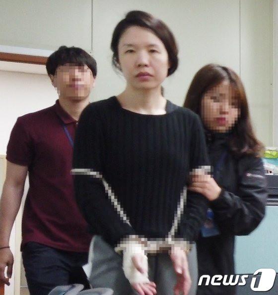Tiết lộ mới nhất vụ giết chồng cũ, phân xác chấn động Hàn Quốc: Con trai chung có mặt ở hiện trường nhưng không hay biết tội ác của mẹ - Ảnh 1.