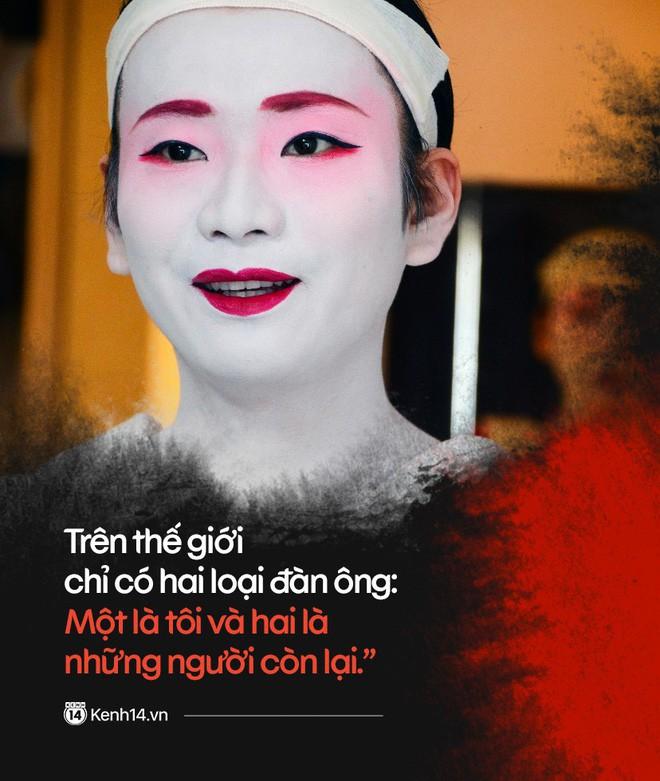 Ẩn sau vẻ đẹp chết người của một Geisha Nam: Sức quyến rũ từ lời nói đường mật thu về cả tỷ đồng mỗi đêm - Ảnh 2.