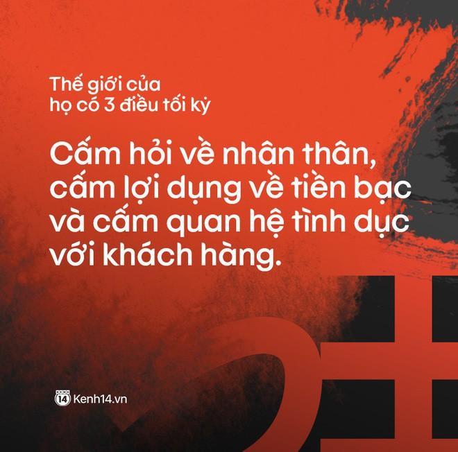 Ẩn sau vẻ đẹp chết người của một Geisha Nam: Sức quyến rũ từ lời nói đường mật thu về cả tỷ đồng mỗi đêm - Ảnh 3.