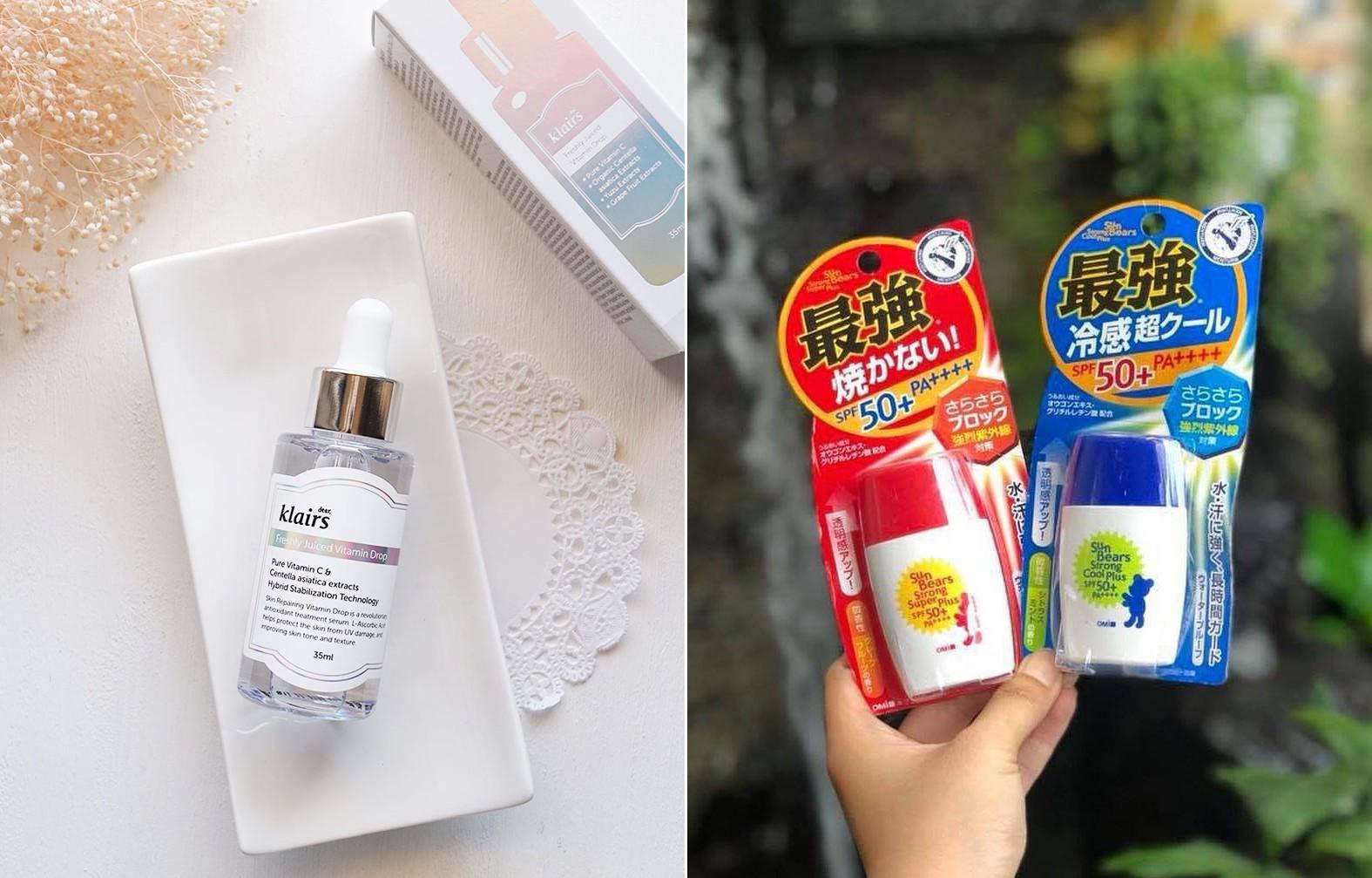 """5 bộ đôi serum vitamin C và kem chống nắng bình dân mà bạn có thể dễ dàng tìm mua để có làn da đẹp """"thần thánh"""" - Ảnh 3."""