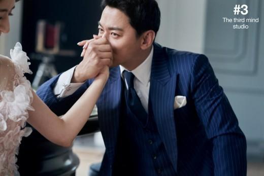 """Tài tử """"Sắc đẹp ngàn cân"""" khoe ảnh cưới mà dân tình chỉ dán mắt vào cô dâu đẹp như Hoa hậu, còn na ná Kim Tae Hee - Ảnh 5."""