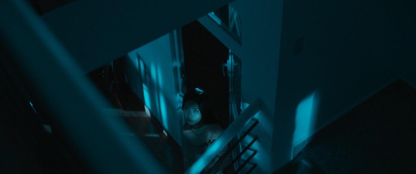 """""""Ngọc nữ"""" Phương Anh Đào bắt tay Đan Trường trở lại với phim kinh dị về cha đầy ma mị - Ảnh 7."""