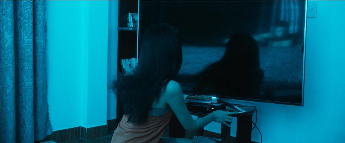 """""""Ngọc nữ"""" Phương Anh Đào bắt tay Đan Trường trở lại với phim kinh dị về cha đầy ma mị - Ảnh 9."""
