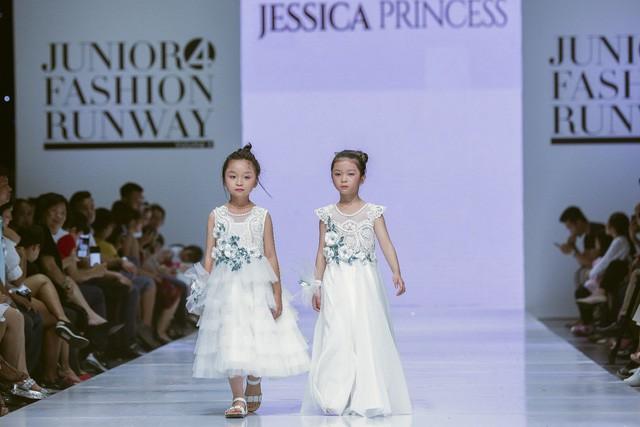 Bộ sưu tập Jessica Princess siêu xinh cho bé gái dự tiệc - Ảnh 1.