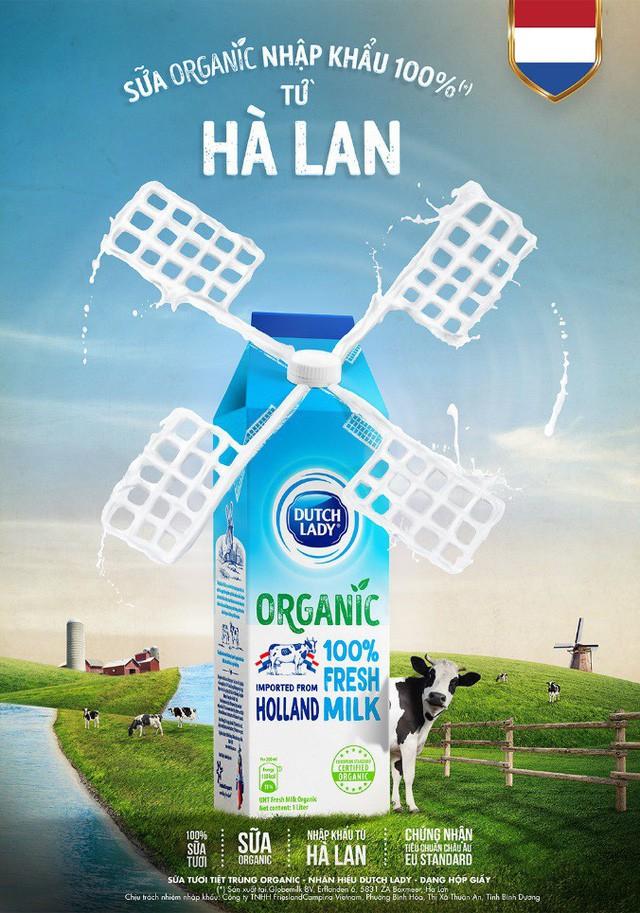 """""""Người ta mơ nhà mơ cửa"""", mẹ chỉ """"mơ"""" chọn sữa Organic đúng """"chuẩn Hà Lan"""" cho con - Ảnh 4."""