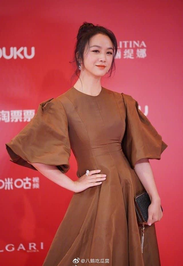 Thảm đỏ LHP quốc tế Thượng Hải: Chương Tử Di xinh đẹp tựa nữ hoàng, đọ sắc cùng hai mỹ nhân cảnh nóng Thư Kỳ và Thang Duy - ảnh 5