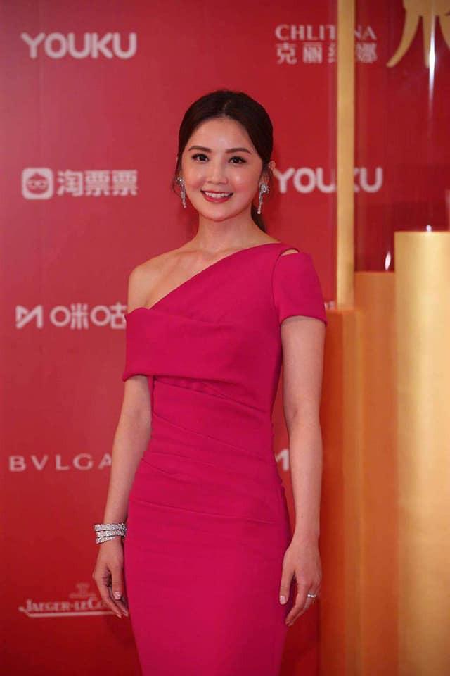 Thảm đỏ LHP quốc tế Thượng Hải: Chương Tử Di xinh đẹp tựa nữ hoàng, đọ sắc cùng hai mỹ nhân cảnh nóng Thư Kỳ và Thang Duy - ảnh 14
