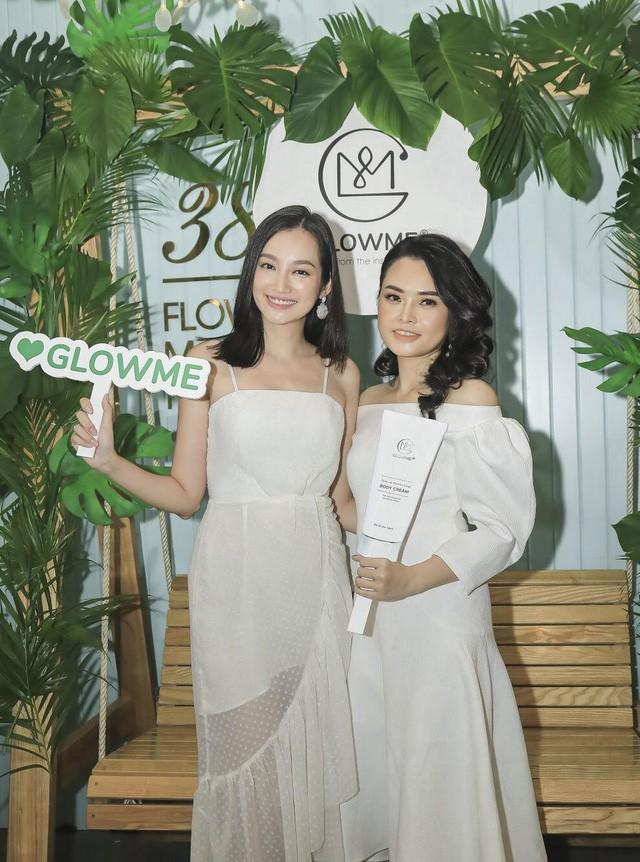 Học hỏi kinh nghiệm nuôi dưỡng làn da trắng mịn ngày hè từ Hoa hậu Trương Tri Trúc Diễm  - Ảnh 1.