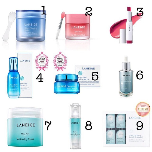 Top 5 thương hiệu mỹ phẩm được yêu thích nhất tại Hàn Quốc 2019 - Ảnh 1.