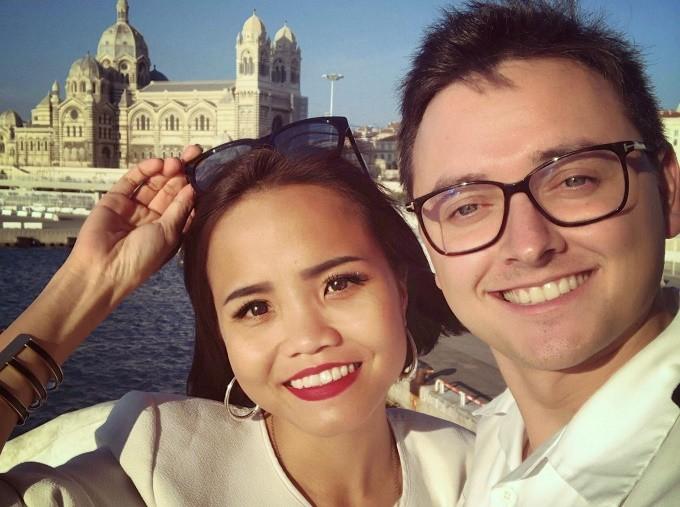 Gặp sĩ quan tàu biển Pháp ở quán bar, cô gái Việt lấy được chồng điểm 10 - Ảnh 3.