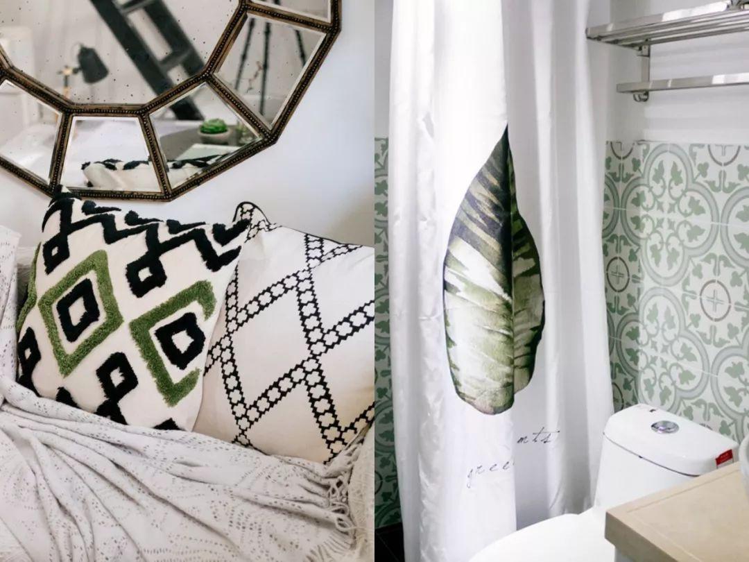 Phòng ngủ 26m2 cũ kỹ, tẻ nhạt biến thành không gian sống đáng yêu theo phong cách Maroc của cô gái trẻ - Ảnh 9.