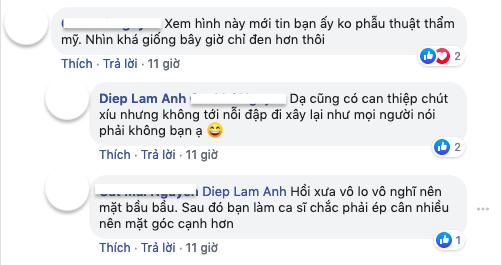 """Khoe ảnh 13 năm trước, Diệp Lâm Anh không ngại thừa nhận nhan sắc """"có can thiệp chút"""" - Ảnh 3."""