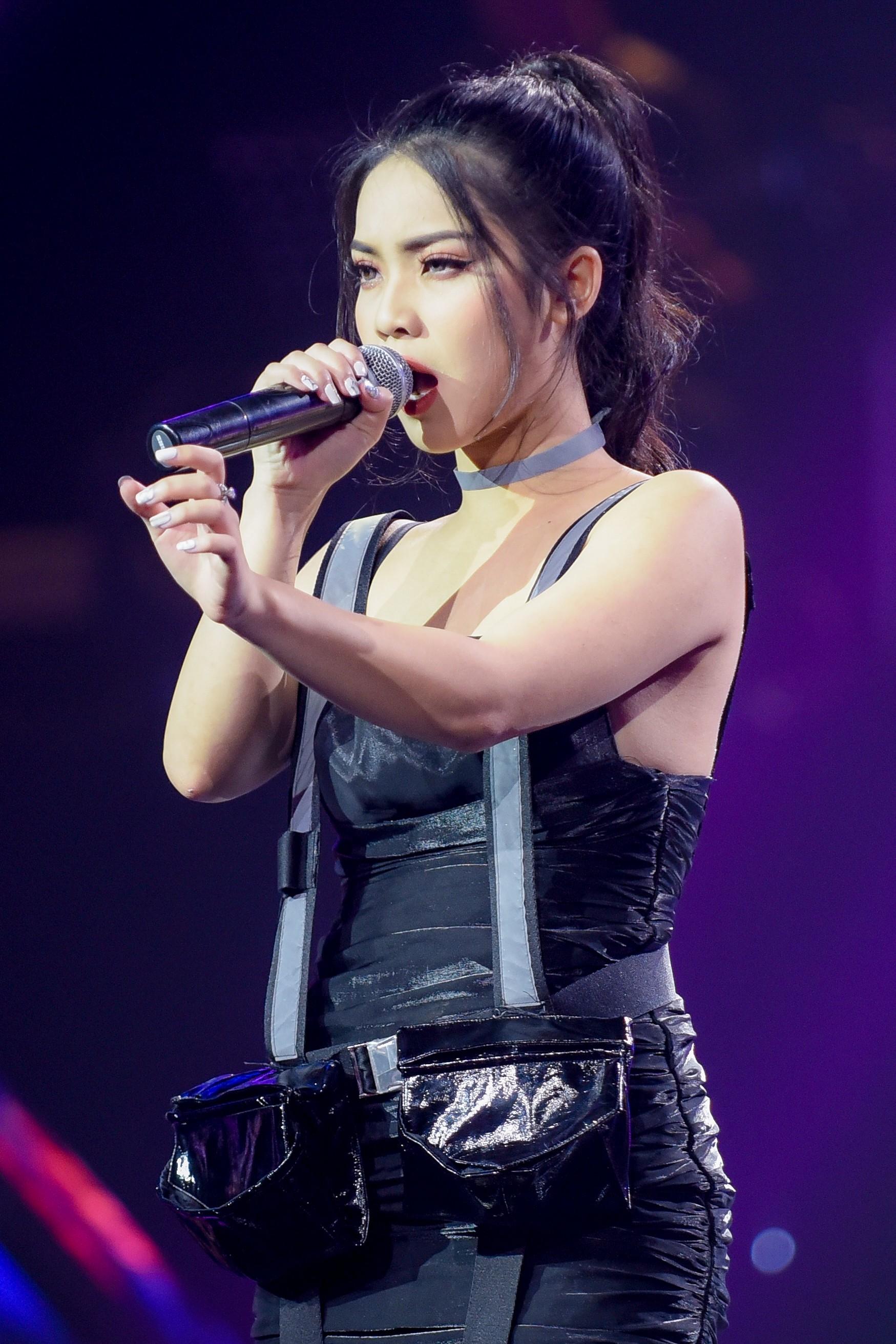 """The Voice: Vừa trở lại sau ồn ào """"Bảo Yến Rosie"""", Thanh Hà đã chê bai té tát học trò Hồ Hoài Anh  - Ảnh 1."""