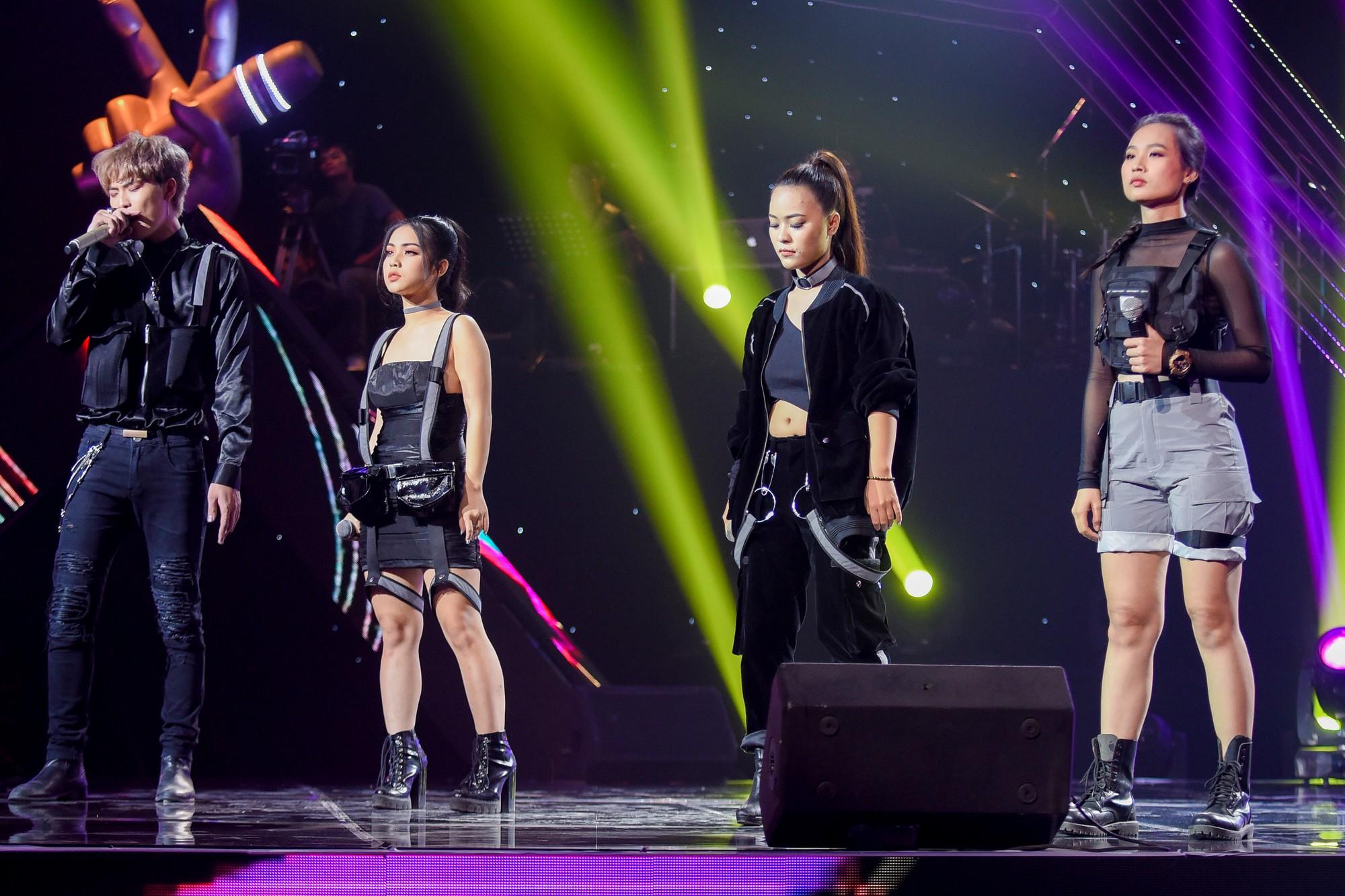 """The Voice: Vừa trở lại sau ồn ào """"Bảo Yến Rosie"""", Thanh Hà đã chê bai té tát học trò Hồ Hoài Anh  - Ảnh 2."""