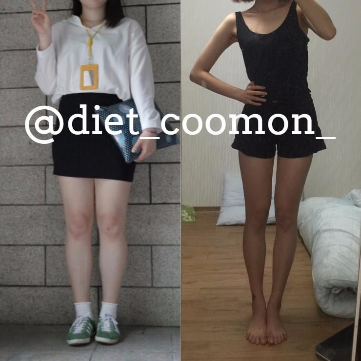 """Những màn Before - After """"siêu đỉnh"""" từ gái Hàn: giảm được 10 - 20kg là chuyện quá bình thường - Ảnh 15."""