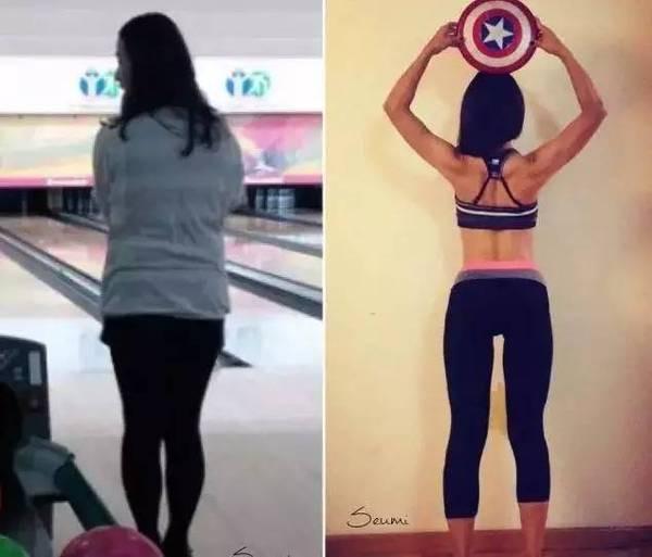"""Những màn Before - After """"siêu đỉnh"""" từ gái Hàn: giảm được 10 - 20kg là chuyện quá bình thường - Ảnh 18."""