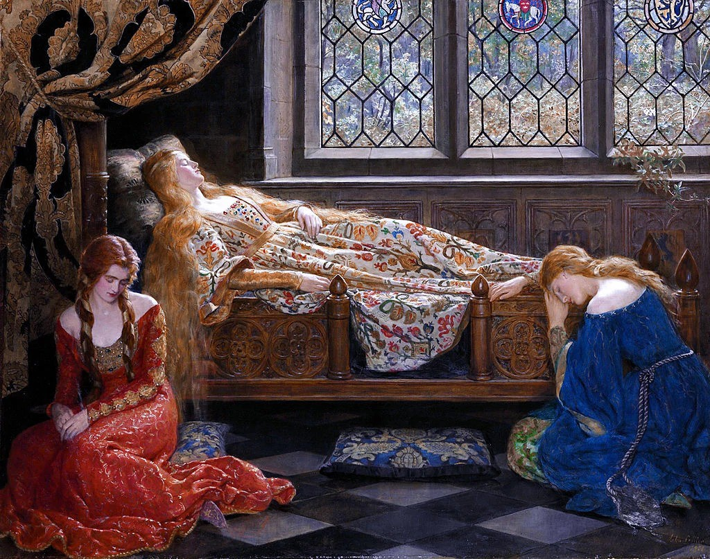 Sự thật về cổ tích Công chúa ngủ trong rừng: Câu chuyện nhuốm màu đen tối từ cưỡng bức, ngoại tình đến giết vợ để chạy theo nhân tình - Ảnh 4.
