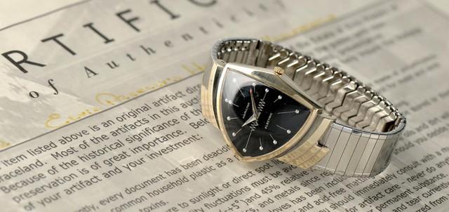 Lý do đồng hồ Hamilton Ventura được lựa chọn làm phụ kiện cho Men In Black phần 4 - Ảnh 2.