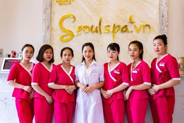 Seoul Spa - Không gian lý tưởng để làm đẹp và thư giãn - Ảnh 3.