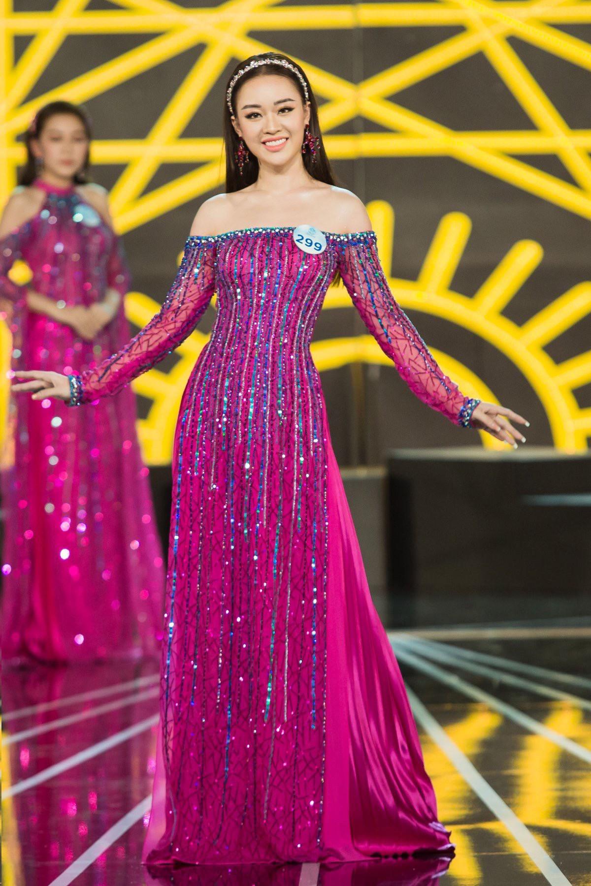 """8 lần đi thi nhan sắc, thí sinh Miss World Việt Nam tự tin tuyên bố: """"Tôi không bao giờ bỏ cuộc - Ảnh 1."""