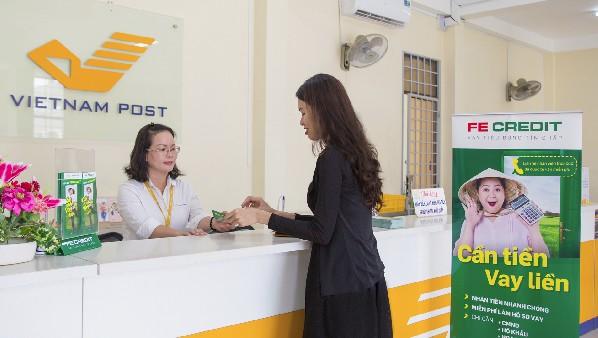 FE CREDIT hợp tác với Bưu điện Việt Nam giới thiệu dịch vụ cho vay tiêu dùng tới khu vực nông thôn - Ảnh 1.