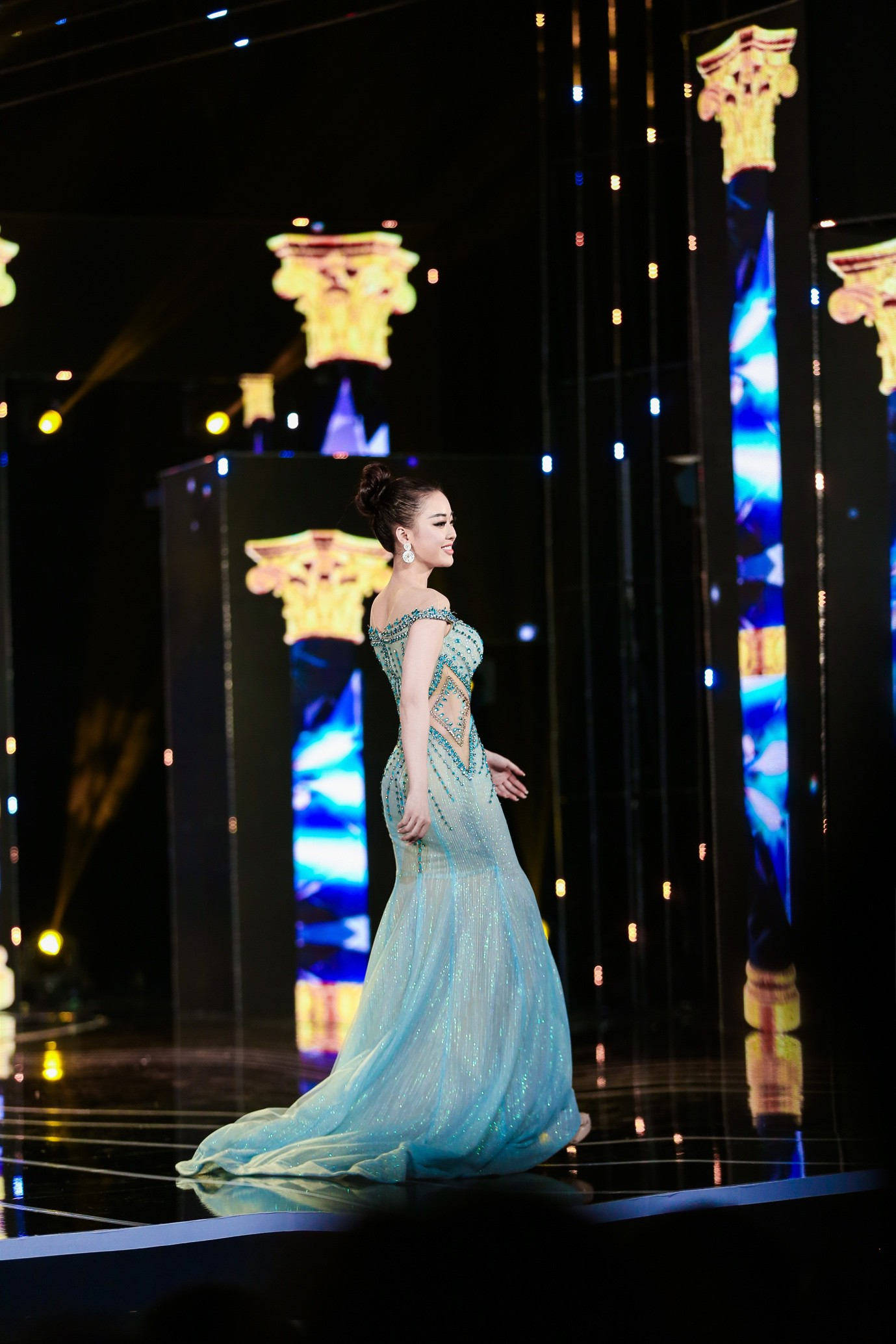 """8 lần đi thi nhan sắc, thí sinh Miss World Việt Nam tự tin tuyên bố: """"Tôi không bao giờ bỏ cuộc - Ảnh 6."""