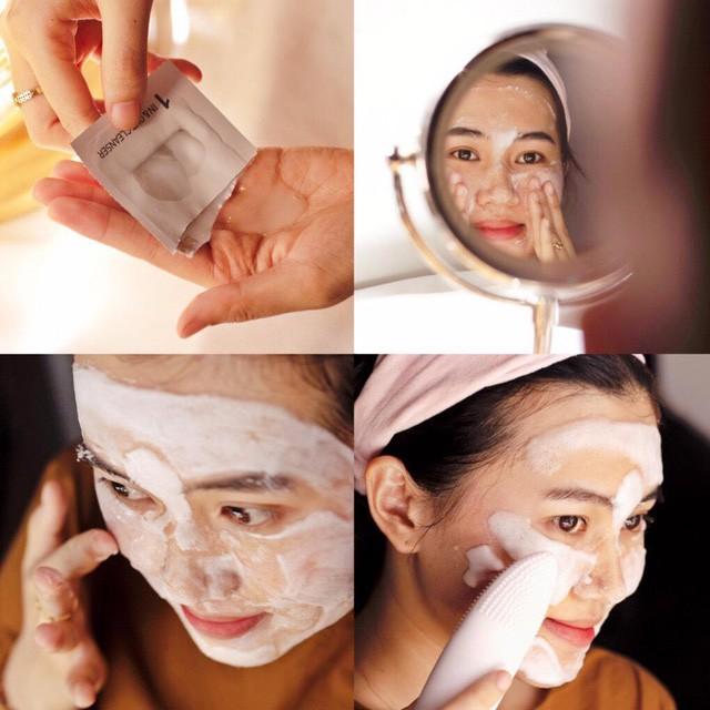 Chẳng cần tới Google Maps, chiếc mặt nạ thông minh này có thể tự tìm đường để định vị hồi phục chuyên sâu cho làn da của bạn - Ảnh 3.