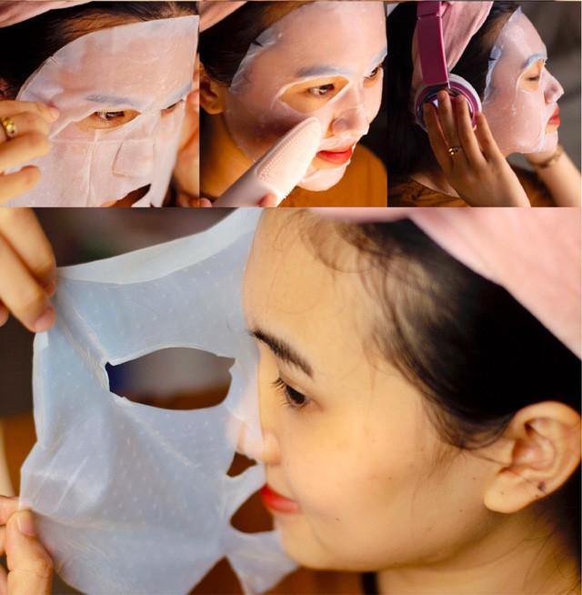 Chẳng cần tới Google Maps, chiếc mặt nạ thông minh này có thể tự tìm đường để định vị hồi phục chuyên sâu cho làn da của bạn - Ảnh 4.