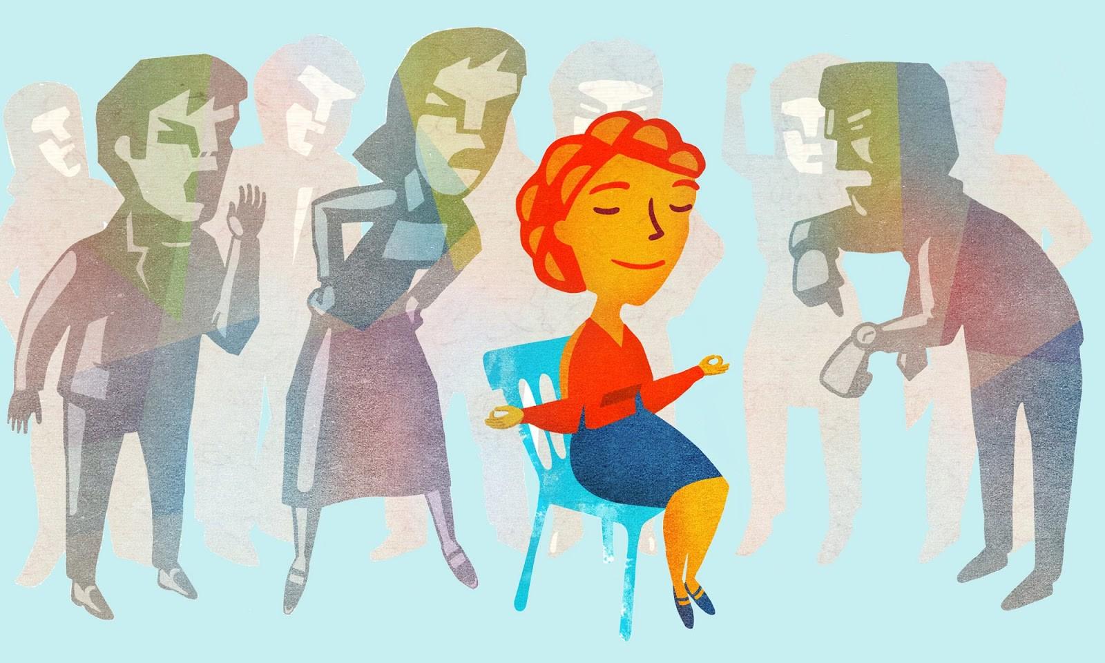 15 nguyên tắc đúc kết bởi chuyên gia, chị em mau áp dụng nếu đang gặp vấn đề với những mối quan hệ nơi công sở - Ảnh 4.