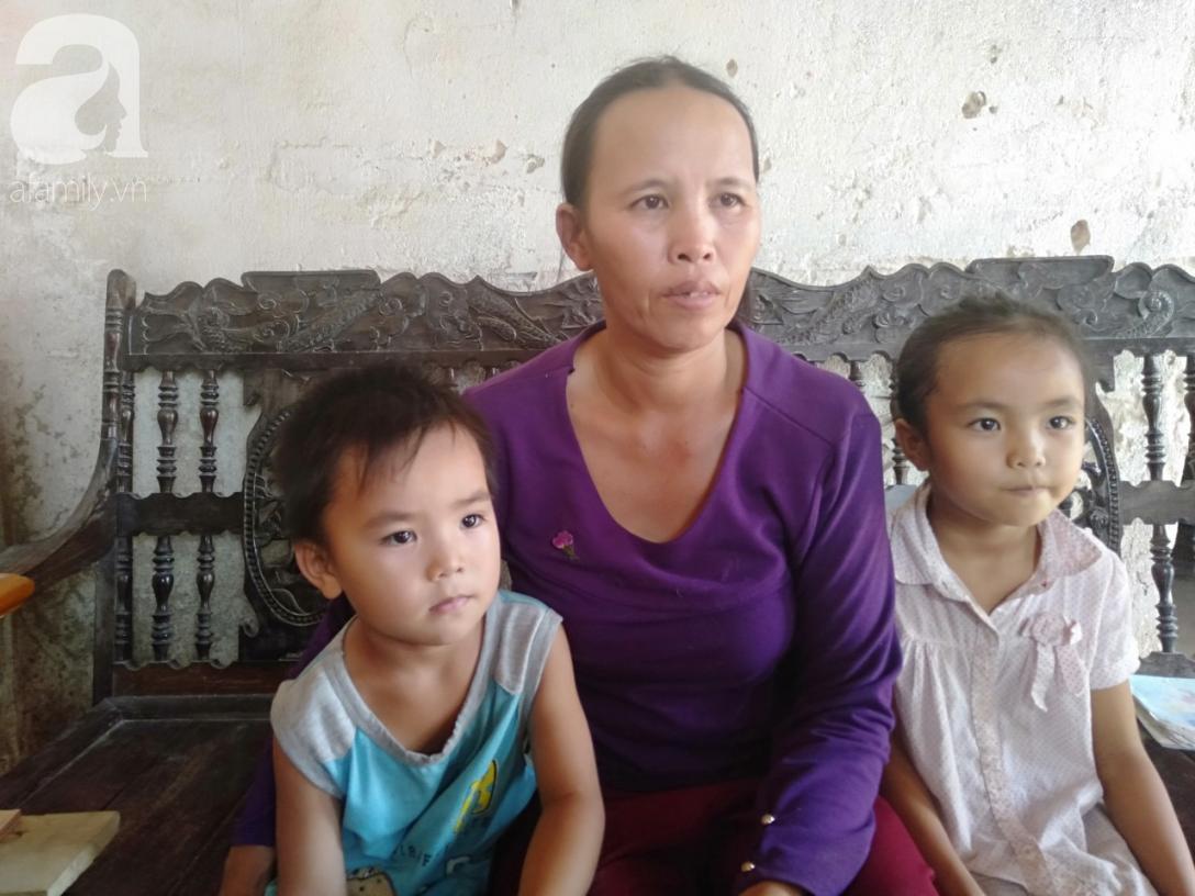 Gánh nặng của người mẹ ghẻ chăm chồng tai biến, con riêng của chồng bệnh down cùng hai đứa con thơ dại - Ảnh 4.