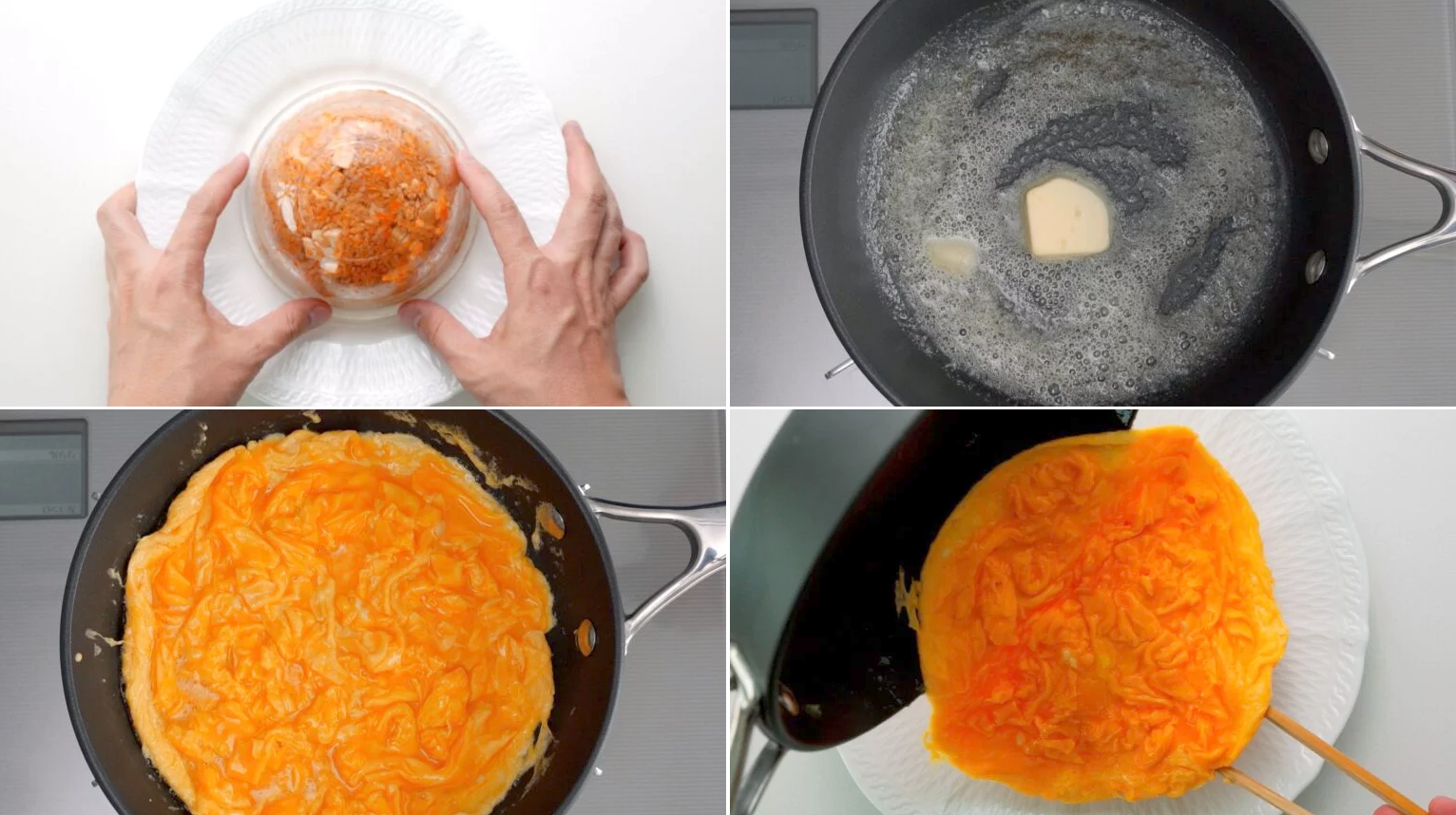"""Học đầu bếp Nhật làm cơm chiên trứng ngon đẹp """"rụng rời""""! - Ảnh 5."""
