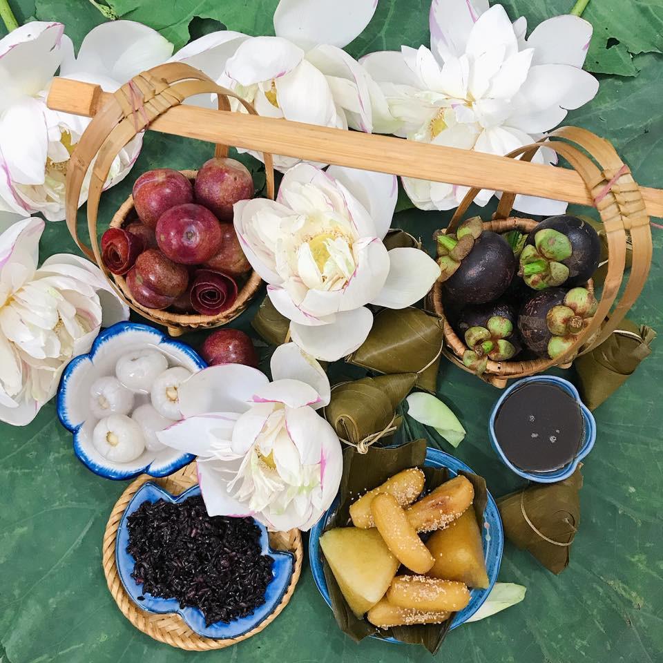 Học ngay Hot Facebooker Tô Hưng Giang cách mua mận ngon thơm dày cùi cực chuẩn dâng lễ ngày Tết Đoan Ngọ - Ảnh 1.