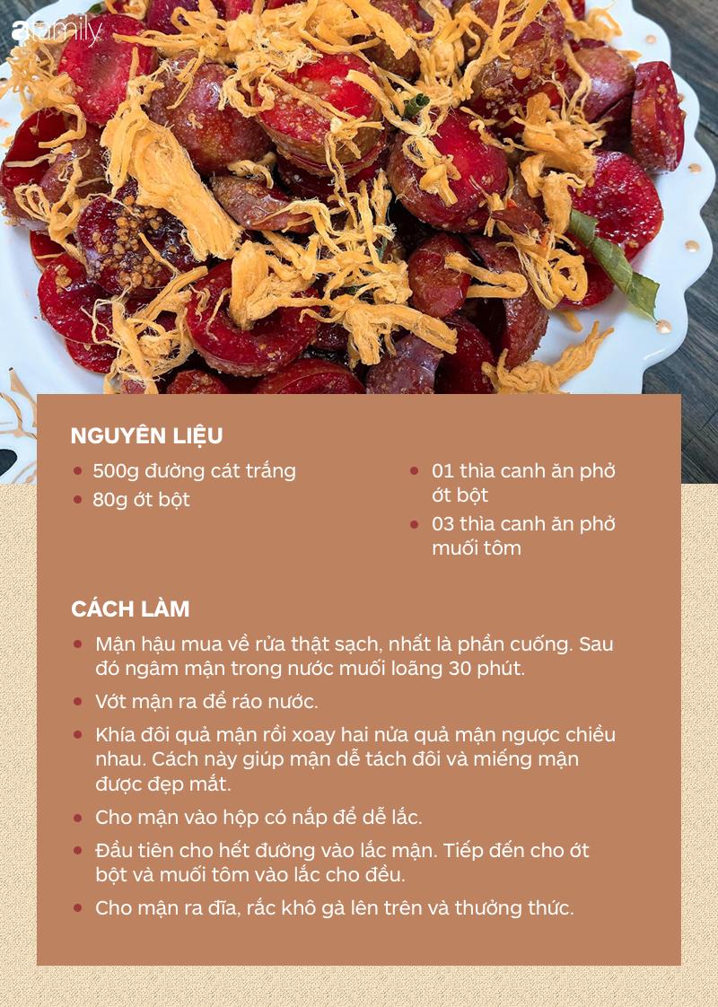 Học ngay Hot Facebooker Tô Hưng Giang cách chọn mận ngon ngọt dày cùi cực chuẩn cho ngày Tết Đoan Ngọ - Ảnh 8.