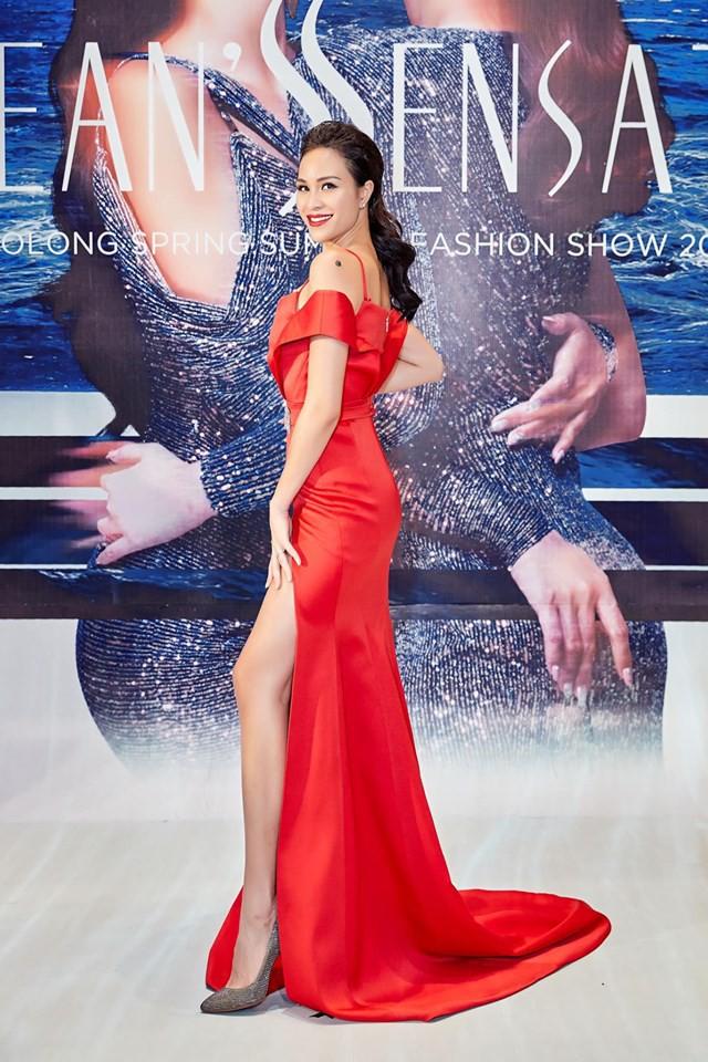 Siêu mẫu Phương Mai lộ vòng hai lớn sau tiết lộ chuẩn bị làm đám cưới với bạn trai tây - Ảnh 3.