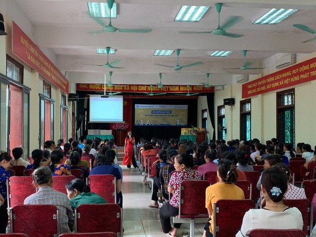 Doanh nghiệp Việt chung tay hành động vì phụ nữ và trẻ em - Ảnh 1.