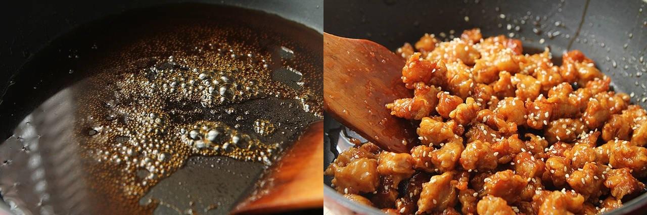 Thịt chiên xốt chua ngọt làm theo cách này thì người lớn hay trẻ nhỏ cũng đều thích mê - Ảnh 4.