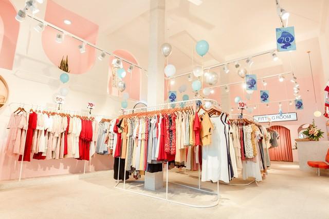 Khuấy động con phố Quang Trung với sự ra mắt chi nhánh thứ 20 của thương hiệu thời trang trẻ Germe tại Quảng Ngãi - Ảnh 1.