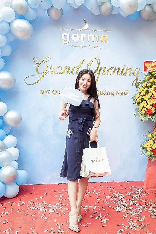 Khuấy động con phố Quang Trung với sự ra mắt chi nhánh thứ 20 của thương hiệu thời trang trẻ Germe tại Quảng Ngãi - Ảnh 5.