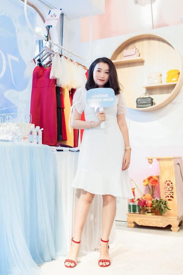 Khuấy động con phố Quang Trung với sự ra mắt chi nhánh thứ 20 của thương hiệu thời trang trẻ Germe tại Quảng Ngãi - Ảnh 6.