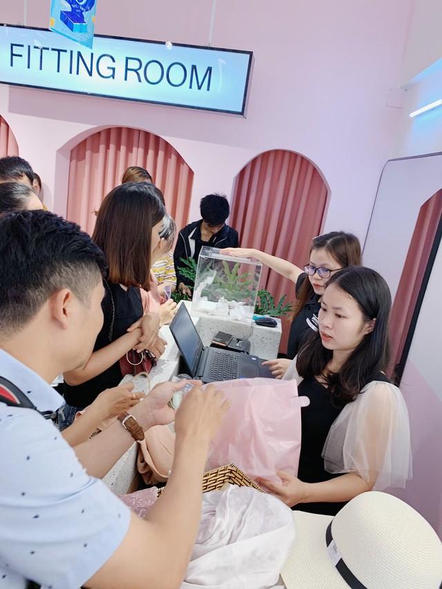 Khuấy động con phố Quang Trung với sự ra mắt chi nhánh thứ 20 của thương hiệu thời trang trẻ Germe tại Quảng Ngãi - Ảnh 7.