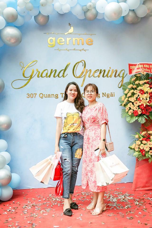 Khuấy động con phố Quang Trung với sự ra mắt chi nhánh thứ 20 của thương hiệu thời trang trẻ Germe tại Quảng Ngãi - Ảnh 8.