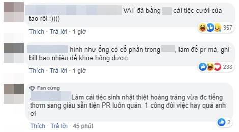 """Nhạc sĩ Nguyễn Hồng Thuận """"chơi lớn"""" với tiệc sinh nhật 1,3 tỷ, nhưng sự thật phía sau lại là thế này - Ảnh 2."""