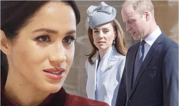 Mối thù hoàng gia mới: Meghan Markle lên kế hoạch chuyển về Mỹ sinh sống vì không chấp nhận ở vị trí thứ 2, đứng sau chị dâu Kate - Ảnh 1.