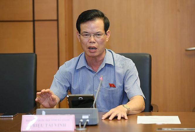 Bí thư Hà Giang Triệu Tài Vinh: 'Tôi không biết vụ nâng 29,95 điểm' - Ảnh 1.