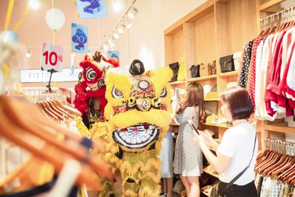 Khuấy động con phố Quang Trung với sự ra mắt chi nhánh thứ 20 của thương hiệu thời trang trẻ Germe tại Quảng Ngãi - Ảnh 3.