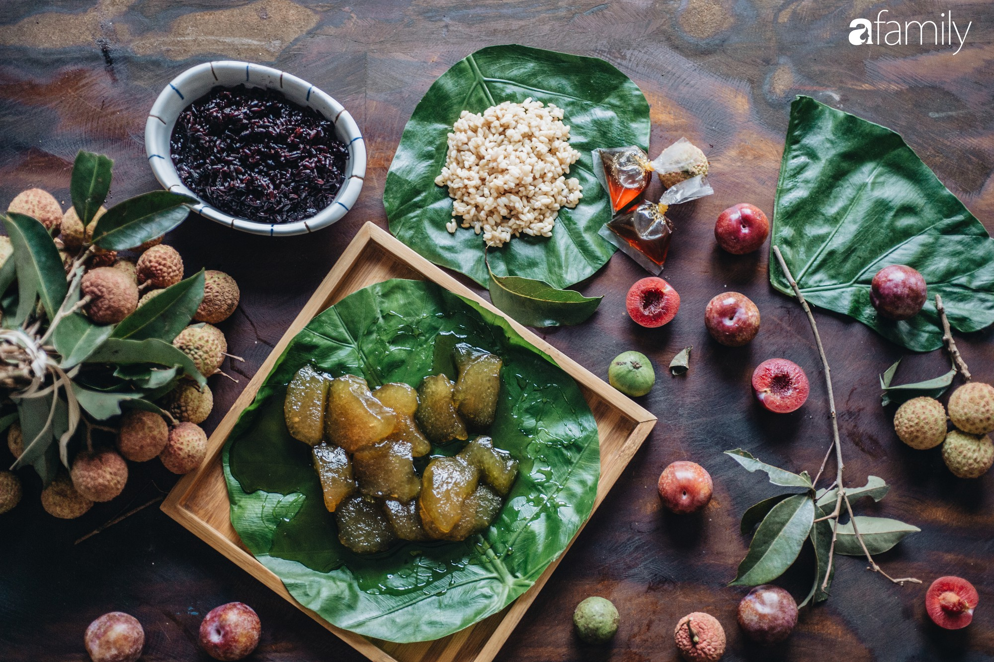 Tết Đoan Ngọ - cái Tết mang hương vị mùa hè với rượu nếp, bánh gio - Ảnh 10.