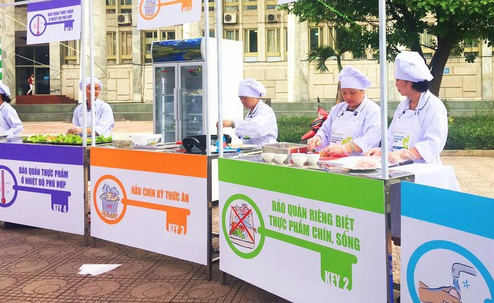 Ngày An toàn thực phẩm Thế giới: Những nhóm thực phẩm này là nguyên nhân của hơn 200 bệnh - Ảnh 2.